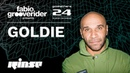 Goldie | Fabio Grooverider presents Godfathers 24 | Rinse FM