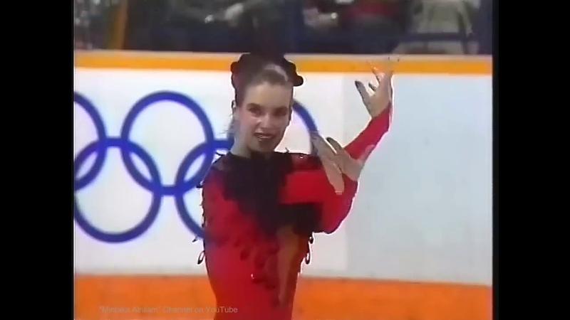 Катарина Витт, ПП, Кармен, Калгари 1988