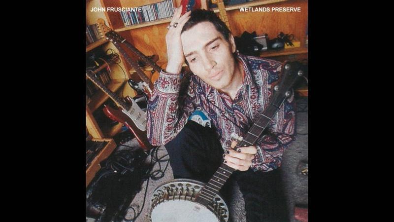 John Frusciante Wetlands Preserve New York NY USA 1997 AUD 1