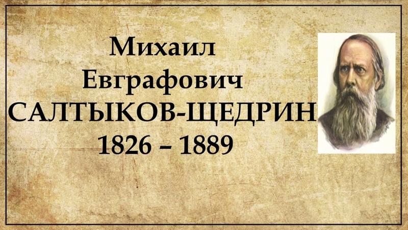 Салтыков Щедрин биография Биография Салтыкова Щедрина кратко