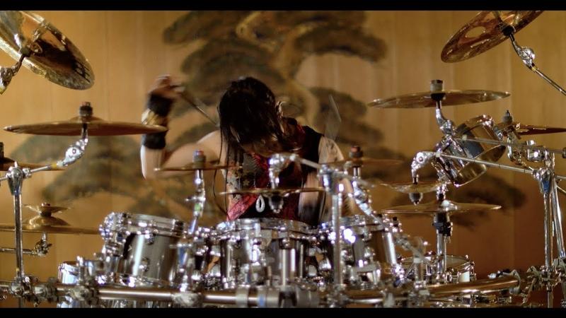 Unlucky Morpheus 「瀧夜叉姫」Drum Playthrough