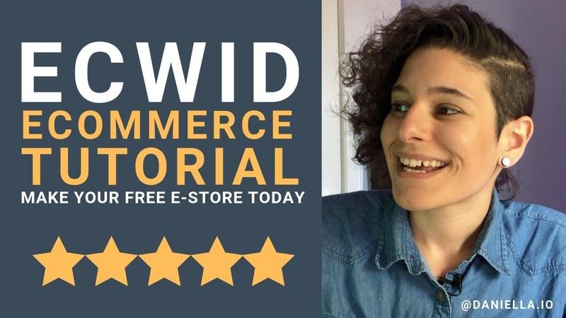 Ecwid Free eCommerce NEW Webinar