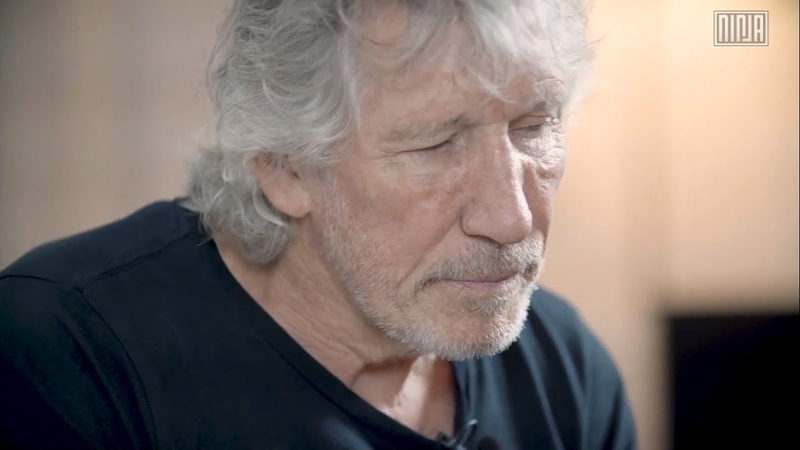 Roger Waters Donald Trump is an asshole