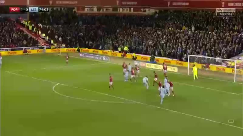 How close can you get scream Brice Samba produces a HUGE save to deny Liam Cooper 720 X 1280 mp4