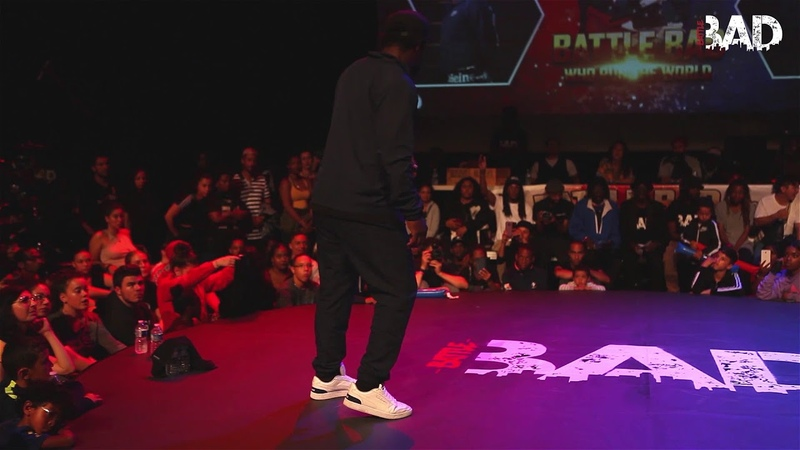 BLONDY vs YOUYOU Battle BAD 2019 POPPING TOP 16
