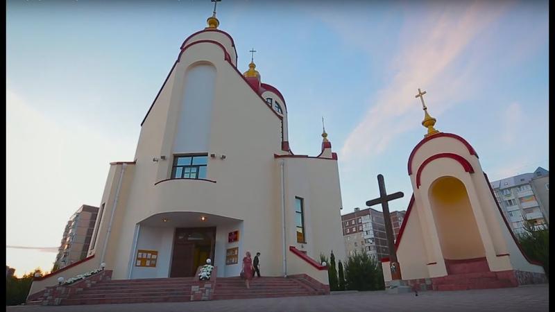 Жива парафія Собор Святого Апостола Петра м Тернопіль Ордец Францисканців