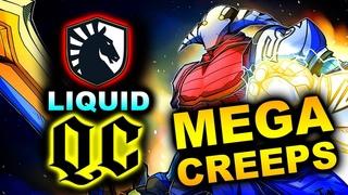 LIQUID vs Quincy Crew - MEGACREEPS - ONE Esports SINGAPORE MAJOR DOTA 2