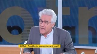 André Comte-Sponville : « Faire de la santé la valeur suprême, c'est du nihilisme sanitaire ! »