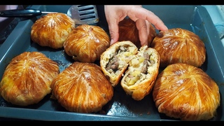 ТАКУЮ ВЫПЕЧКУ НА ОБЕД ВЫ ЕЩЁ НИКОГДА НЕ ГОТОВИЛИ Очень Вкусно | Tasty Pastries Recipe With Meat