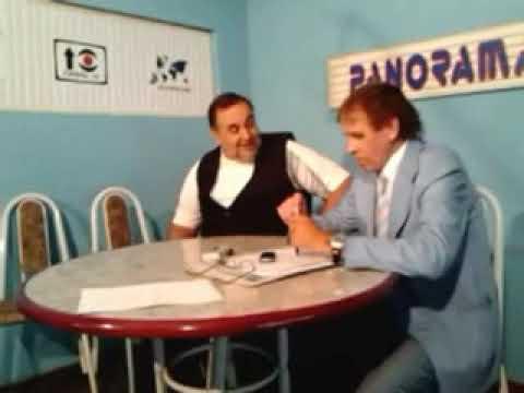 BUENAS NOTICIAS 62 VISITA CANAL DE TV MIGUEL QUINTANA DE PANORAMA 10 TV ENERO 31 DEL 2013
