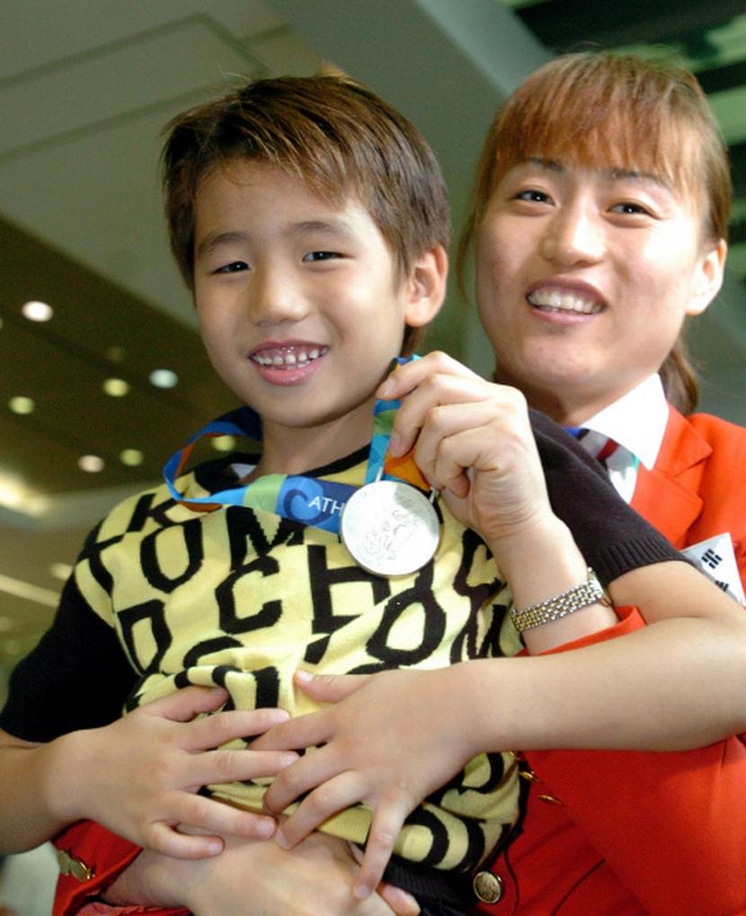 Судьба человека. О Сен Ок. Взять 4 олимпийские медали, стать прототипом героини фильма и остаться в забвении, изображение №6