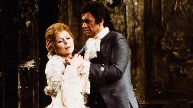 Manon Lescaut Metropolitan Opera 1980