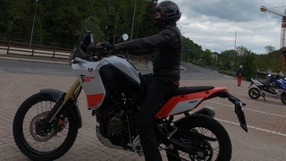 Ho provato Yamaha Ténéré 700 2021