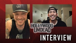 """Hollywood Undead Interview   Johnny 3 Tears Talks """"Coming Home,"""" New Album & Tech N9ne"""
