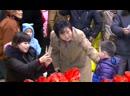 번영하는 내 조국땅에 만발하는 태양의 꽃바다 제23차 김정일화축전장을 찾아서 2