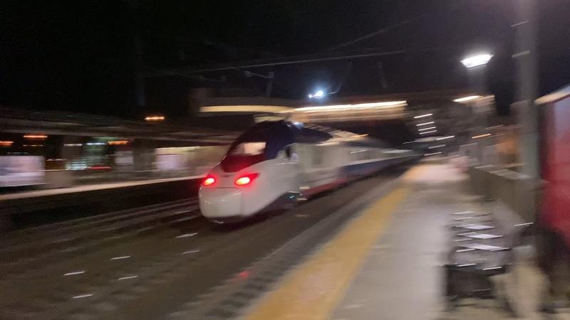 140 MPH Acela 21 (Avelia Liberty) Test Train, NJT Arrow IIIs, And More @ Hamilton (111920)