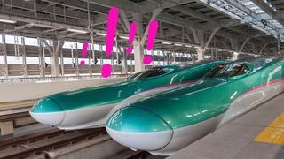 5 невероятно быстрых поездов! Скорость 1018 км/ч!