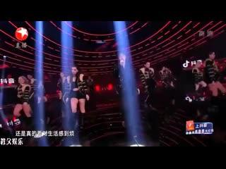 выступление Чжаня часть 1.2