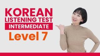Test Your Korean Listening - TTMIK Level 7