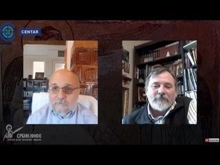 U Centar - Slobodan Stojičević otkriva: Posle biološkog, globalisti spremaju sajber ...