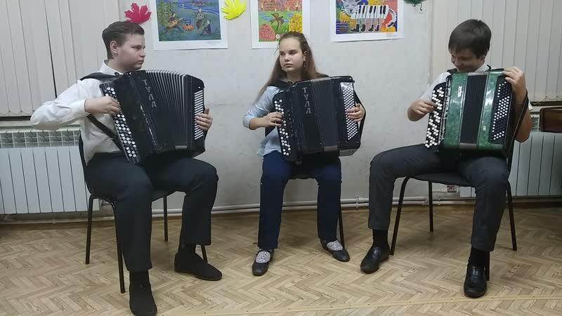 образцовый ансамбль Аккорд