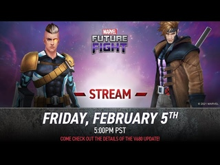 Marvel Future Fight v680 Update Stream
