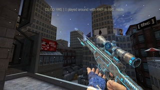 CS:GO HNS   I played around with AWP in HNS mode