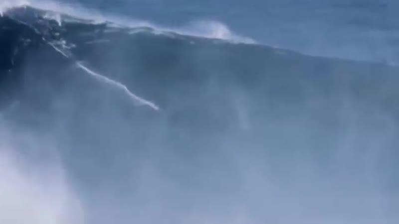 6 Самые Большие Волны Назаре Португалия