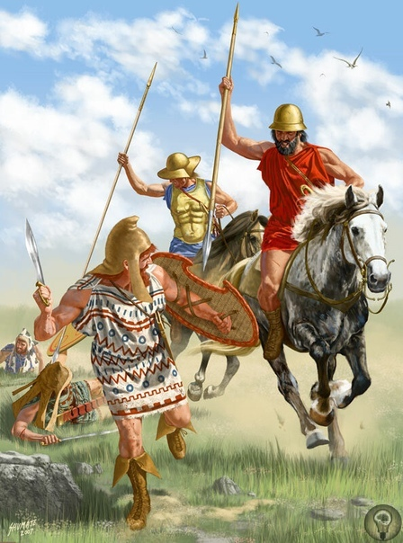 Александр Македонский: загадочная конница покорителя мира
