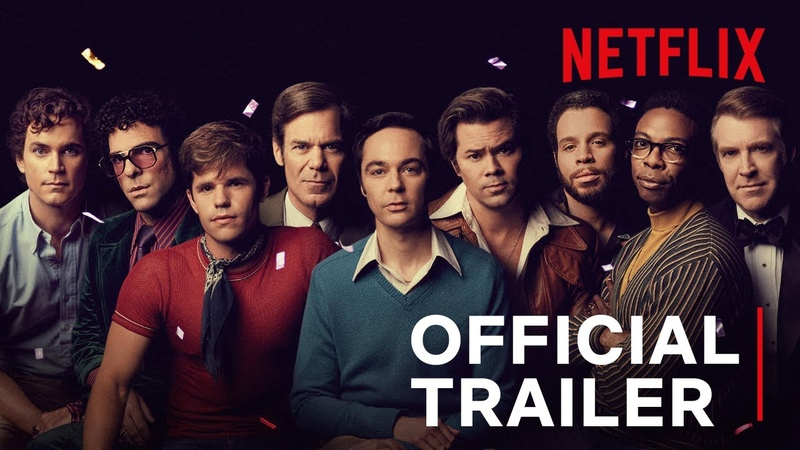 The Boys in the Band Official Trailer Netflix