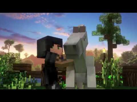 Песни Войны эпизод 5 на Русском! (Songs of War Episode 5 Minecraft Animation Series)