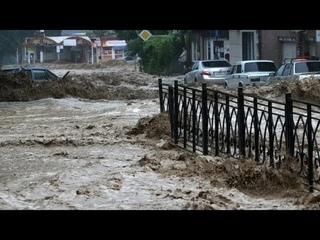Катастрофа в Приамурье. Разрушительный паводок размывает дороги и разрушает селения