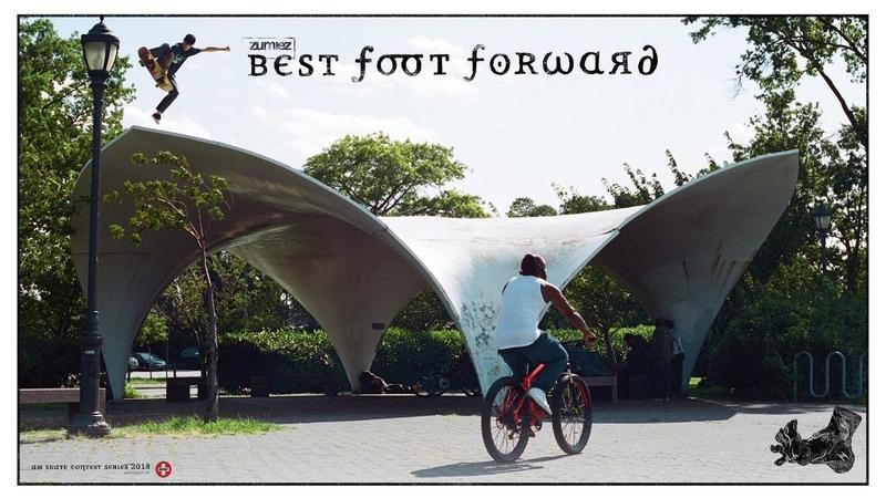 Zumiez Best Foot Forward 2018 Winners' Trip