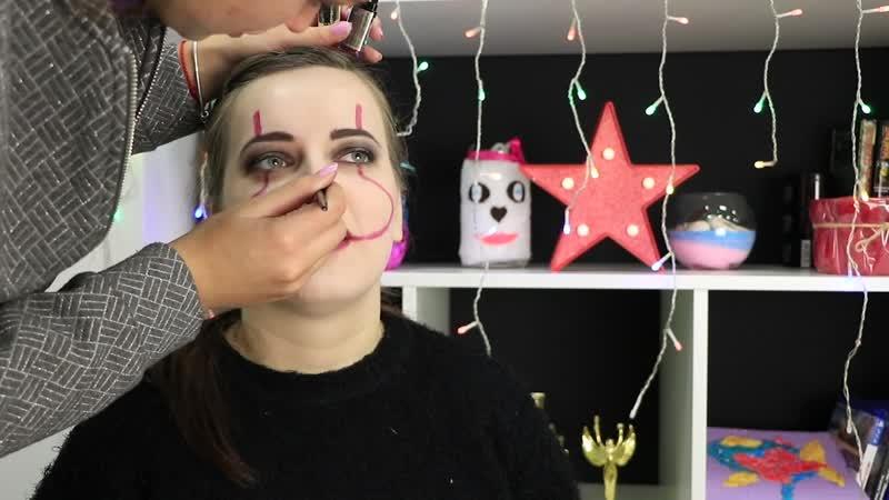 Makeup Halloween Рart 2