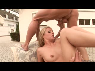Trinity - AssHoleFever [Anal, DP, Blowjob, Double Penetration, Facial, Threesome, Teen, Blonde, 720p]