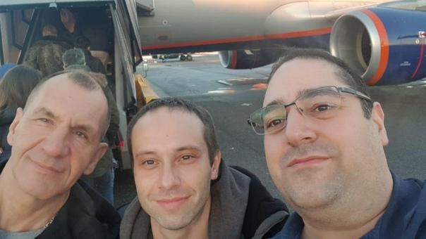 Журналисты Bloomberg связались с Малькевичем, сообщив, что Шугалея и Суэйфана скоро отпустят из ливийского плена