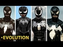 Evolution of the Spider-Man 3 Venom Mod in Spider-Man Games (2005-2014)