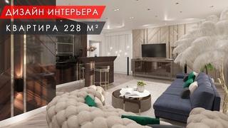 Дизайн интерьера квартиры в эклектичном стиле
