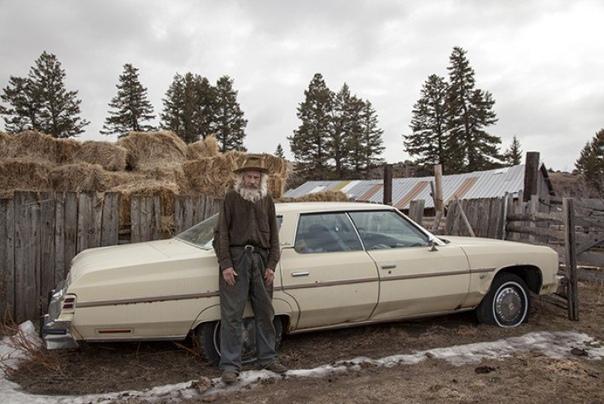41-й штат: брутальные фермеры Монтаны. Синтия Мэтти-Хабер давно восхищается грубым, брутальным стилем жизни владельцев ранчо. Эти фото она делала в течение трех лет, разъезжая по всей Монтане.