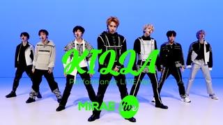 """미래소년(MIRAE)의 """"KILLA"""" Performance LIVE Ver.│카엘 피셜 우주최강짱짱핫슈퍼루키의 '킬라' 댄스 6"""