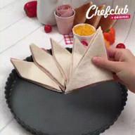 id_45191 Бутерторт для посиделок с друзьями 🥪😋  Автор: Chef Club   #gif@bon