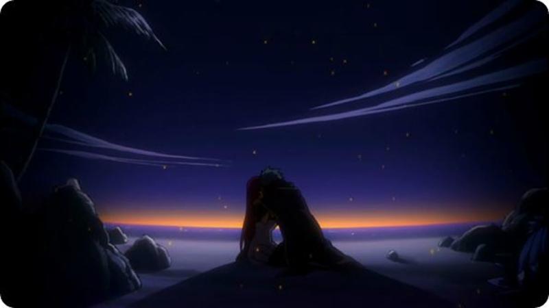 Ты моя тьма Сказка о Хвосте Феи Жерар и Эльза Fairy Tail 18