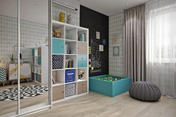Квартира в современном стиле в ЖК Татьянин парк  Метраж:...