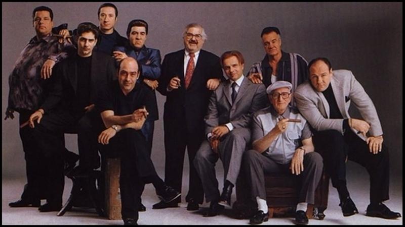 Сериал The Sopranos 6 сезон 10 серия Goblin Новый эксклюзивный перевод Присутствует ненормативная лексика