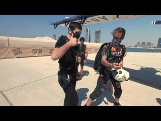 UFCs Zubaira Tukhugov and Islam Makhachev explore Dubai