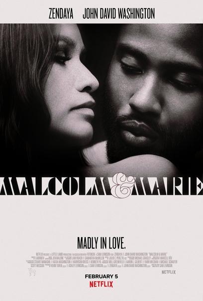 Джон Дэвид Вашингтон и Зендея в дебютном трейлере драмы «Малкольм и Мари»