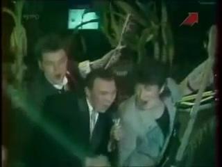 Дискотека студии «Рекорд» С.Ю. Минаев (конферанс) 1987 (фрагмент «Голубого огонька» кон. 1987г., где «Замыкая круг»)