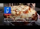Дебальцево посетила делегация из Луганской Народной Республики