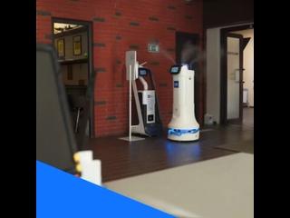 Видео от SPI сервисные роботы