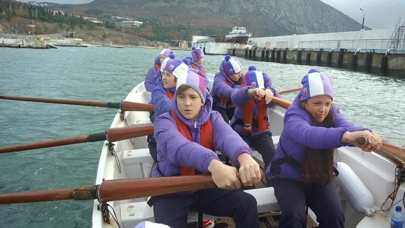 Юнги Кипарисного в море. 16 смена 2020 года